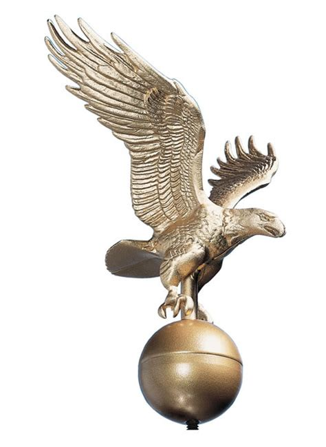 eagle tree topper large eagle flagpole topper for 12 ft and taller