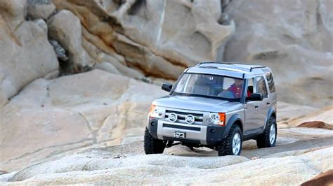 rc 4x4 scale land rover discovery 3 lr3 part 1