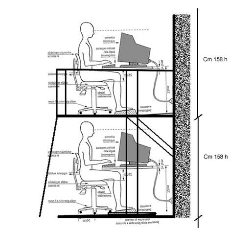 ergonomia scrivania scrivania consigli per vivere meglio in ufficio