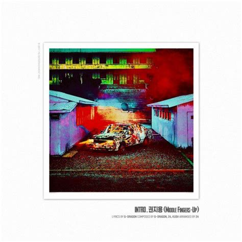 G Untitled 2014 Album Kwon Ji Yong golden n diamonds boy g releases tracklist and