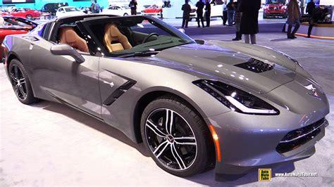 corvette stingray interior 2016 chevrolet corvette stingray exterior and interior
