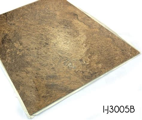 Stone Pattern Vinyl Floor Tile Standard Size   TopJoyFlooring