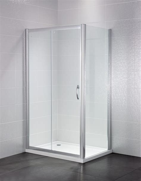 April Shower Doors April Identiti2 1000mm Sliding Shower Door