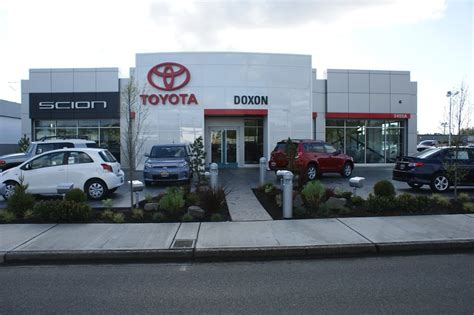 Toyota Scion Dealership Near Me Doxon Toyota Scion Of Auburn Car Dealers Auburn Wa