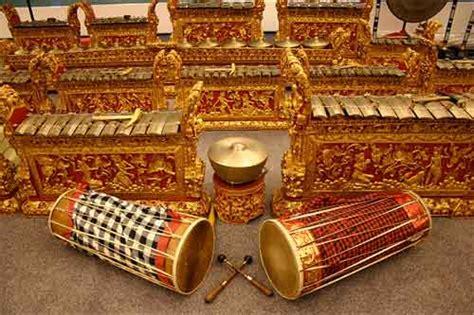 Gamelan Balinese Traditional Music