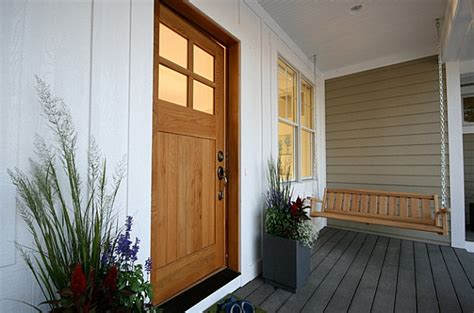 Modern Front Porch Decorating Ideas by Decor Ideas For Craftsman Style Homes