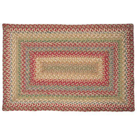 10 x 20 throw rug country jute braided area throw rugs oval rectangle 20x30