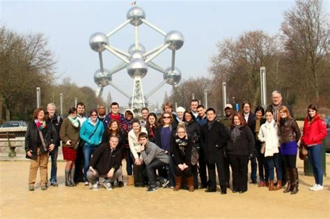 Mba In A Day Cba by Student Trip Explores The European Union College Of