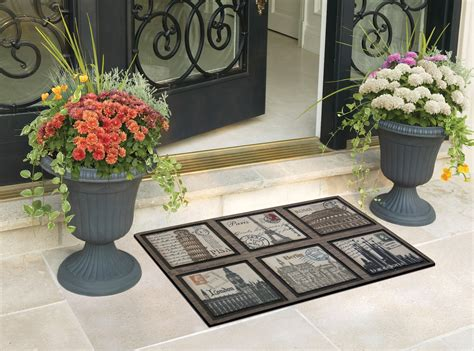 Small Country Living Room Ideas Front Door Mats As A Guest Greeting Tool Amaza Design