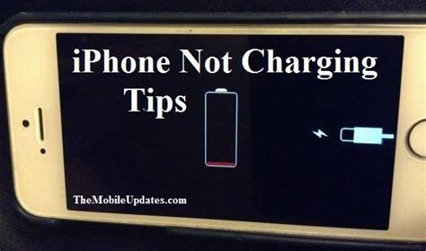 iphone not charging iphone wont t charge what might be the reasons and how to fix it the mobile update