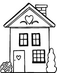 house coloring page and coloring pages for houses colouring