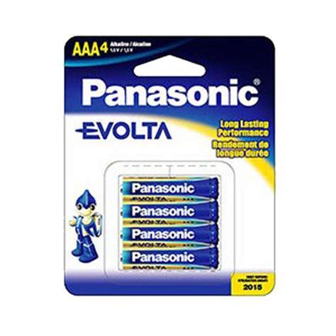 Aaa To Aa Batteries Without Bottom Positive Electrode panasonic evolta alkaline aaa battery 4 pack mr positive nz