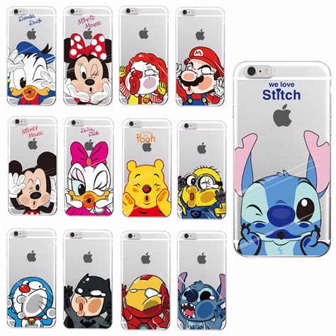 3d Doraemon Samsung Galaxy J5 4d Character aliexpress buy minnie mickey soft