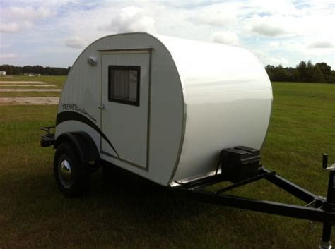 Trailer Sleeper the simple sleeper teardrop cer by trekker trailers