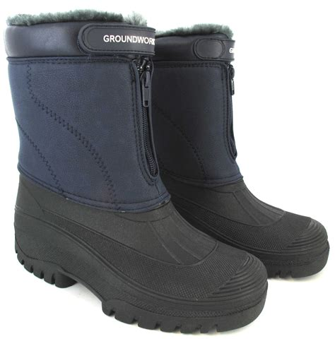 winter waterproof boots for new snow boots waterproof mucker womans thermal fur