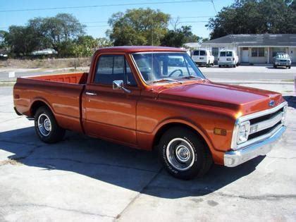 1970 chevy 1970c10 short fleetside chevrolet chevy
