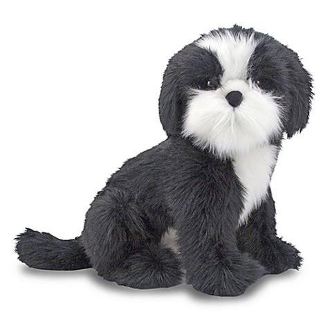 shih tzu stuffed animal doug 174 shih tzu stuffed animal buybuy baby