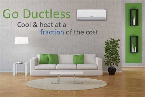 southern comfort heating and cooling mini split ductless heating and cooling installation in