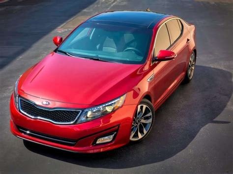 Kia Rebates And Incentives 2014 2014 Kia Optima Review And Spin Autobytel