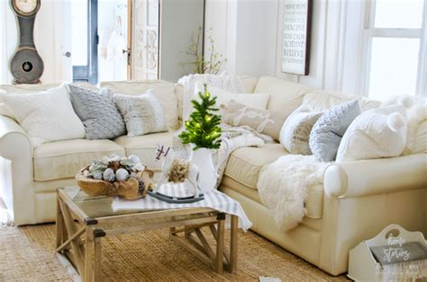 farmhouse glam living room 10 tips on how to decorate a tree rustic glam farmhouse neutral tree