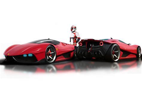 ferrari prototype ferrari concept autoomagazine