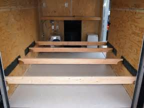Enclosed Bed Frame 224 Best Images About Trailers On Utility