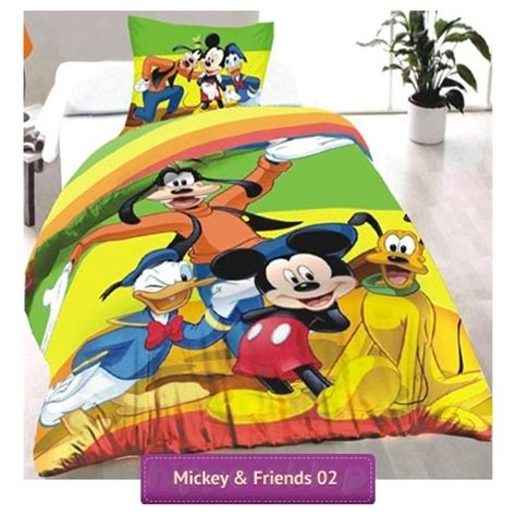 and friends bedding bedding mickey and friends children bedding