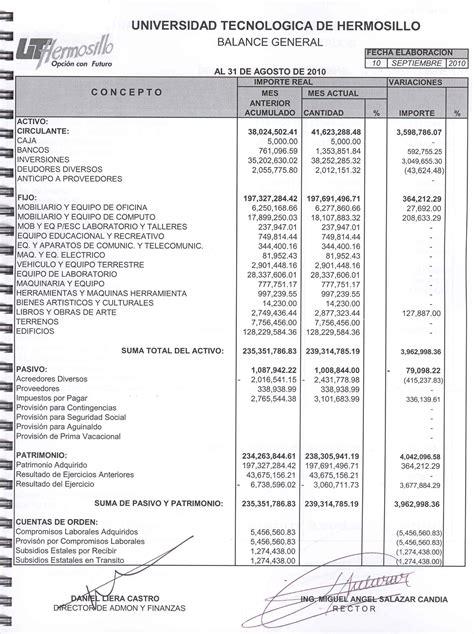 de balance general contabilidad balance general celalcpdom