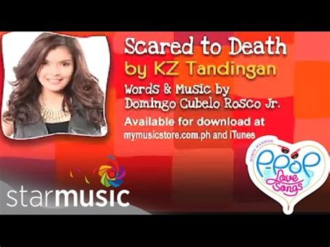 kz tandingan free listening videos concerts stats and kz tandingan scared to death official lyric video