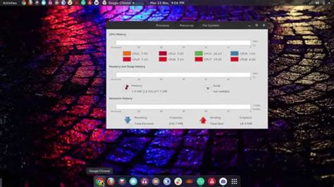 gnome themes for ubuntu 15 ubuntu gnome 15 10 customized quick look youtube