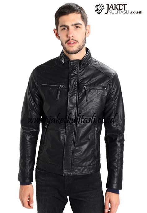 Jaket Kulit Pria Di jaket kulit pria a724