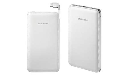 Power Bank Samsung Galaxy Y samsung intros power bank styled in leather