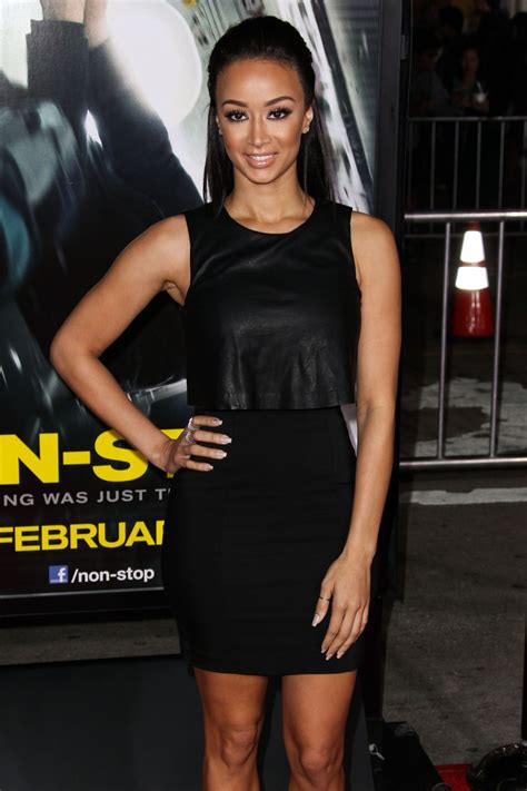 draya michele 2014 draya michele at the non stop premiere in la celebzz