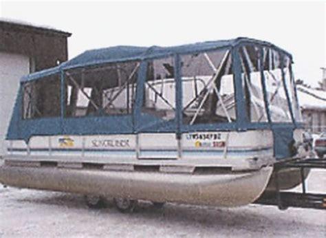 best pontoon boat options pontoon boat enclosures pontoon cer enclosure creates