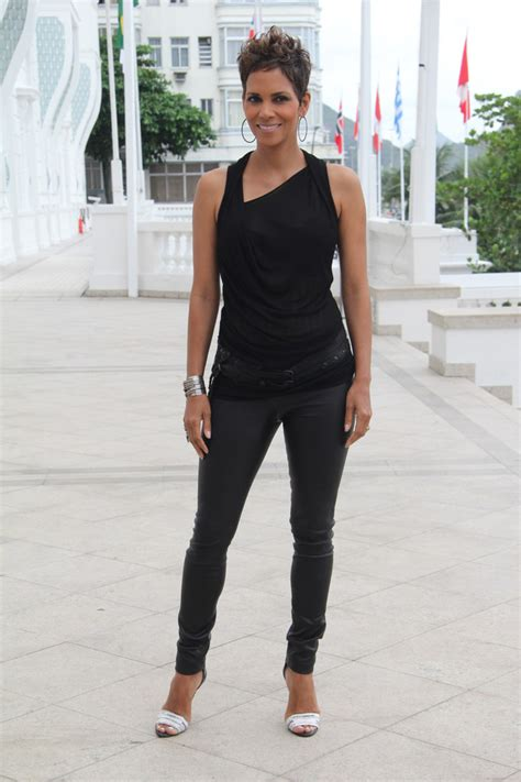 Style Halle Berry by Halle Berry Blouse Halle Berry Looks Stylebistro