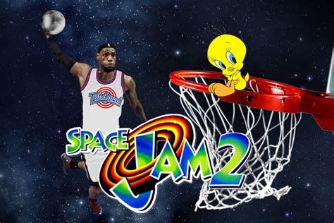 space jams space jam sequel with lebron