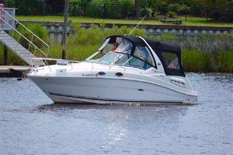 sea ray boats for sale south carolina sea ray 260 boats for sale in little river south carolina
