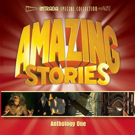 r b an six story anthology volume 1 books amazing stories anthology one