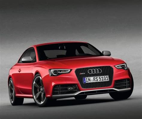 audi india audi india launches rs5 high performance coupe team bhp