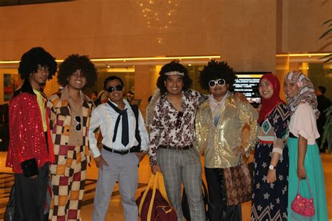 tema 80an 4ever in love retro dinner i love them so much
