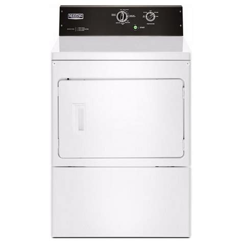 Automatic Dryer medp575gw maytag 7 4 cu ft electric dryer white on white deals appliances