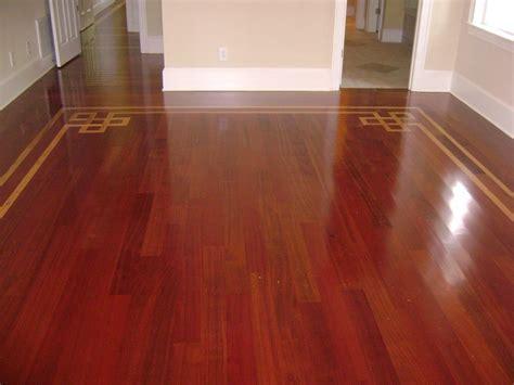 Install Brazilian Cherry Laminate Flooring