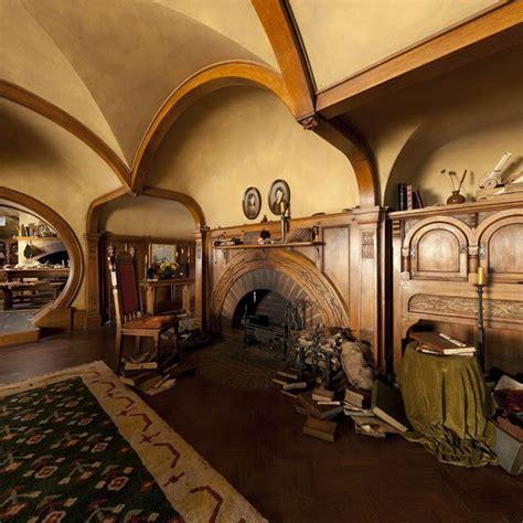 Bilbo Baggins House Floor Plan bag end hobbit hole interior ent film lotr hobbiton