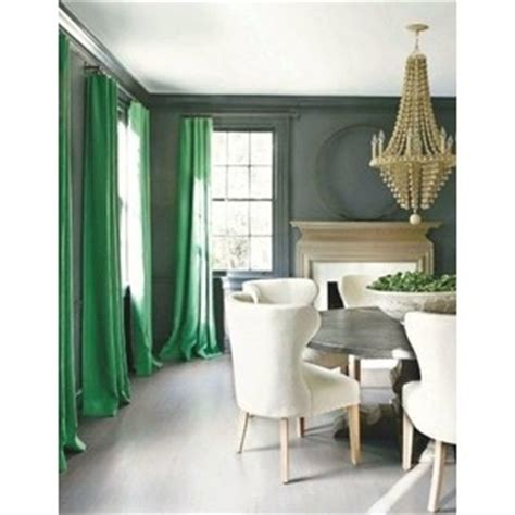 green walls grey curtains malachite emerald green and gold katherine spicer