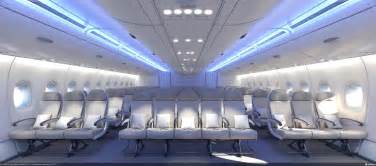 Home Again Interiors Airbus Expects 11 Abreast A380 To Attract New Breed Of