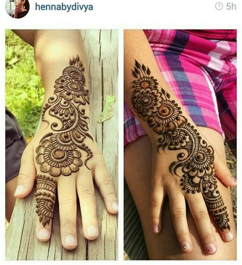 kids henna tattoo 25 best ideas about mehndi design on