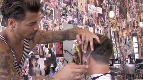 Slikhaar TV 146   Men's Hairstyle 2012 Haircut and Blowdry