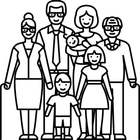 clipart famiglia family clip image free