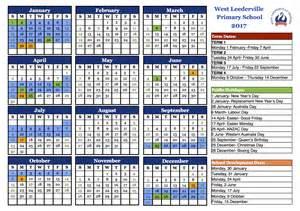2018 Calendar Western Australia Calendar