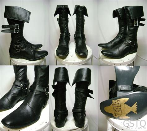 megamind baby seal leather boots image mag